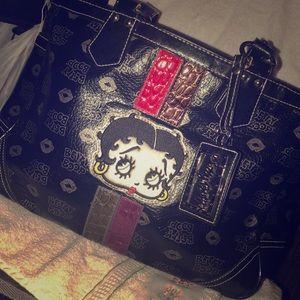 Handbags - BETTY BOOP SHOULDER BAG
